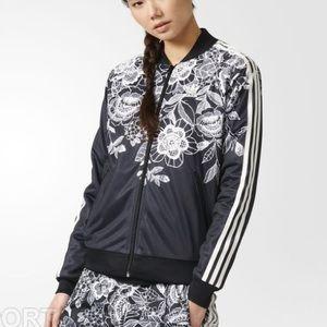 Adidas x Farm Rio Florido Floral Jacket M